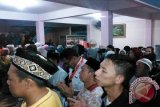 Teman pramugari Khairunisa di Palembang siapkan penyambutan
