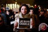 Ungkapan Simpati Selebritis Untuk Charlie Hedbo