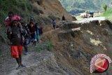 Karyawan Freeport diungsikan akibat bencana tanah longsor di Tembagapura