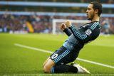 Chelsea gulung Brighton 4-0, Hazard sumbang dua gol