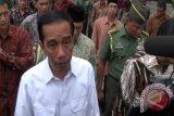 Jokowi: Luhut Pandjaitan dan Prabowo Subianto kawan dekat