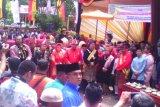 Gubernur Jambi Bergelar Yang Dipertuan Maharajo Tribuana Alam Sakti