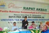 Bupati Enrekang sumbang 50 mobil untuk Muktamar Muhammadiyah