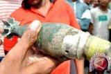 Warga Sentani temukan mortir peninggalan Perang Dunia II