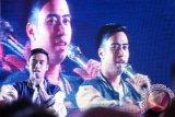 Vidi Aldiano di Palembang