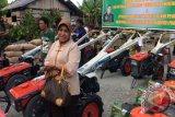 Sulteng Dapat Bantuan 160 Unit Traktor Tangan