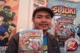 Komik Si Juki terpopuler Di LINE Webtoon Indonesia