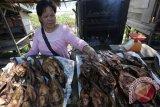 Mahasiswa di Palembang kembangkan usaha ikan salai