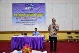 Parni Hadi di RRI Lampung