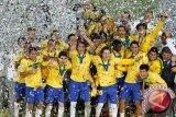 Pelatih Timnas Brazil pastikan 15 nama ke Rusia