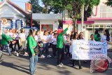 Laskar Berlian kampanye pencegahan demam berdarah