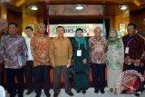 Rektor Umi Terima Amanah Ketua BKS PTIS
