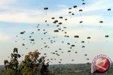 TNI AU gelar latihan navigasi