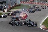 Hasil latihan bebas kedua formula satu GP Italia