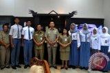 4 Siswa Barut Wakili Kalteng Untuk Paskibraka dan GBN Nasional