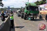 Pascakecelakaan karambol, Tol Bawen-Semarang kembali lancar