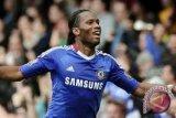 Didier Drogba gantung sepatu