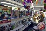Polres Majene tingkatkan minat baca generasi muda