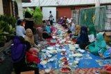 Muslimat NU Malaysia Santuni Janda dan Anak Yatim