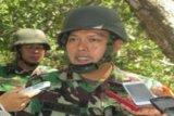 Yonif 725/Woroagi Latihan Pratugas Pengamanan Perbatasan