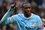 Toure teken kontrak satu tahun di City
