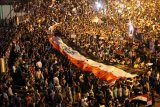 Empat pedemo dan dua polisi tewas dalam kerusuhan di Irak