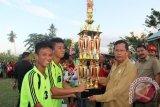 SMA 1 Palasa Juara LPI 2015