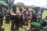 Asops TNI Inspeksi Kesiapan Yonif 725 Woroagi