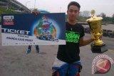 Julio Prost asal Barut Juara Gokart Asia 2015