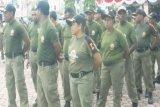 Satpol PP Papua ikuti Jamnas Palembang