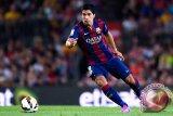 Suarez cetak trigol bawa Barcelona kalahkan Eibar 3-1