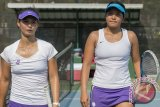 Beatrice/Jessy  ke perempat final turnamen Singapore W25