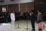 Moh Hidayat Lamakarate Pj Wali Kota Palu