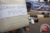 Aksi Solidaritas Melawan Asap