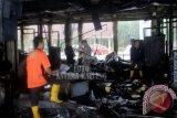 Tim Labfor Selidiki Penyebab Kebakaran Kantor Gubernur Kalteng