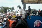 Didi Kempot Meriahkan Kampanye Akbar Yusran-Sudarsono