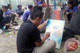 Seratus napi Yogyakarta melukis bareng 50 Maestro