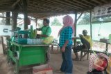 Warga Lampung Timur Suka Es Dawet Ayu