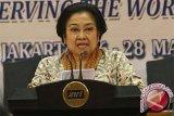 Megawati bakal terima gelar doktor dari Universitas Tiongkok