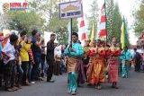 Ribuan Warga Padati Karnaval Festival Skala Brak