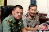 Military, Police Chiefs Visit Palu, C Sulawesi