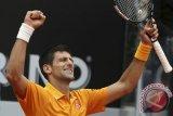 Djokovic Tumbangkan Mueller di Putaran Kedua Paris Masters