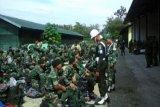 Prajurit Satgas Pamrahwan jalani pemeriksaan jelang purnatugas