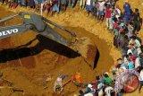 Longsoran tambang giok di Myanmar timbun lebih 50 orang