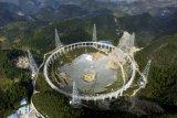 China meluncurkan teleskop raksasa pelajari kehidupan di luar bumi