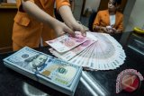 Kurs Yuan China jadi 6,8271/dolar AS