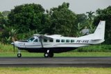 Pesawat Pemkab Mimika sebulan parkir di Singapura