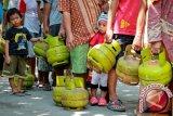 Konsumsi elpiji masyarakat miskin naik 14 persen