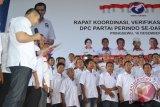 Hary Tanoe Lantik Pengurus Perindo Lampung