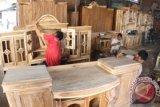 Ekspor industri rotan dan kerajinan Indonesia agar digenjot